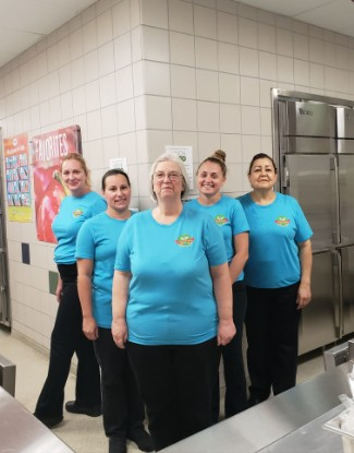 Cafeteria Ladies 2018